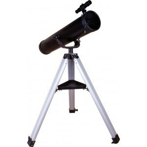 LEVENHUK SKYLINE BASE 120S. Обзор телескопа с двумя окулярами, азимутальной монтировкой и оптическим искателем