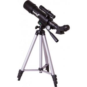 LEVENHUK SKYLINE TRAVEL 50. Обзор компактного детского телескопа с увеличением «из коробки» до 135 крат