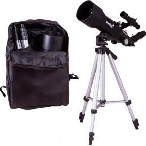 LEVENHUK SKYLINE TRAVEL SUN 70. Обзор надежного телескопа, идеально подходящего для начинающих