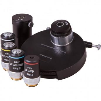 Фазово-контрастное устройство LEVENHUK MED 1600 (светлое поле)