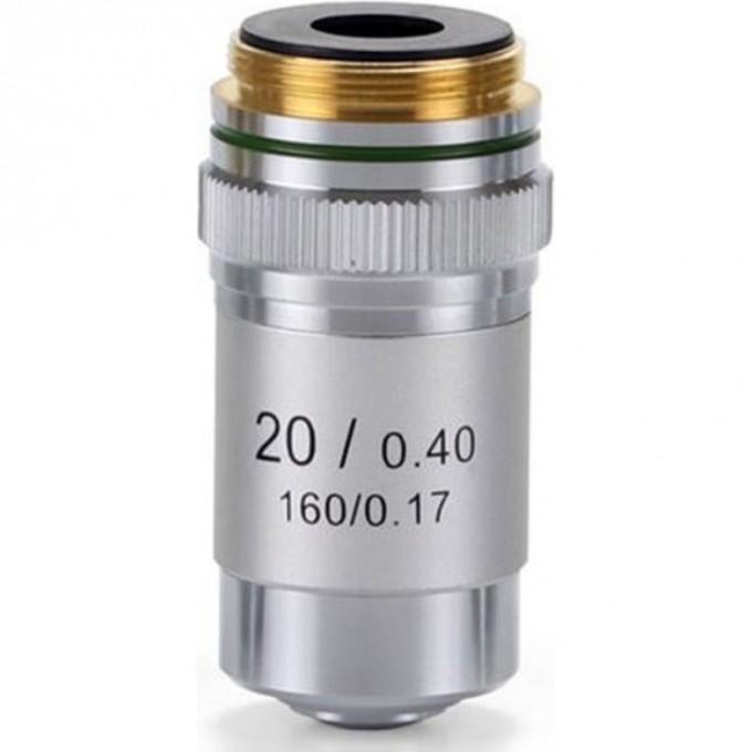 Объектив ахроматический LEVENHUK MED 20x 76066