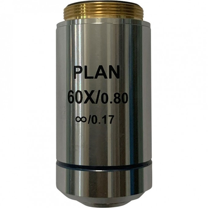 Объектив планахроматический LEVENHUK MED 60x/беск 76078