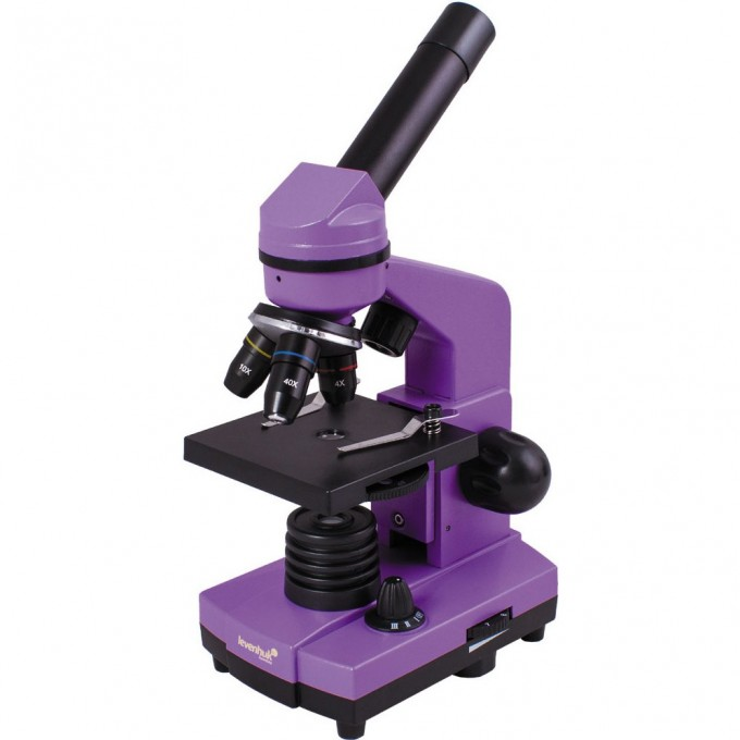 Микроскоп LEVENHUK Rainbow 2L Amethyst\Аметист 69036