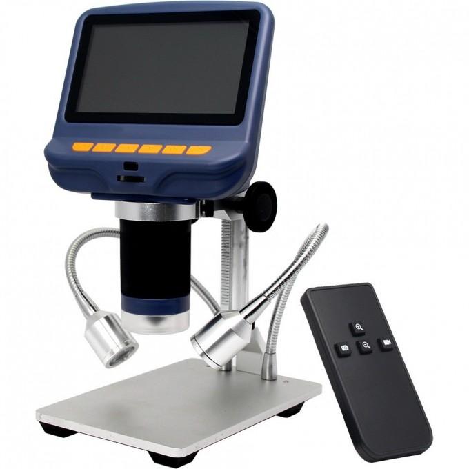Микроскоп с дистанционным управлением LEVENHUK DTX RC1 76821