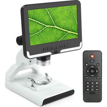 Микроскоп цифровой LEVENHUK RAINBOW DM700 LCD