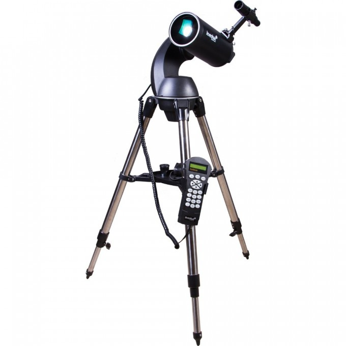 Телескоп с автонаведением LEVENHUK SKYMATIC 105 GT MAK 18116